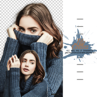 Png Pack 2026 - Lily Collins by xbestphotopackseverr