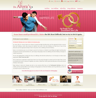 Sex Consulting:: web2.0 Design by princepal