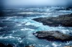 Point Lobos Surf by FeralWhippet