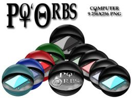 Po Orbs_Computer by PoSmedley