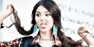 +14 Victoria Justice. by dontstoptheparty
