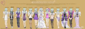 Wardrobe Meme -Sorano- by BlackStarsShineToo