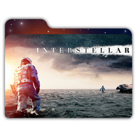 Interstellar 2014 Folder by janosch500