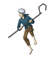 Jack Frost - RotG Collab by bambzilla
