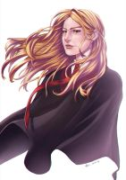 Hermione by alanscampos