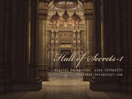 Hall of Secrets-1 by KlaraKay