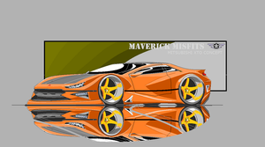 The Mitsubishi XTO Concept by ZelaS D by MAV3RiCK-Mi5FiT5