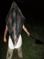 Pyramid Head Costume by Jedi-With-Wings