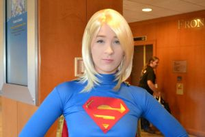 SuperGirl by NaughtsApproach