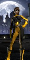 dc universe: Monarch by sliferred123