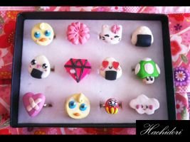 kawaii rings II by alinsa