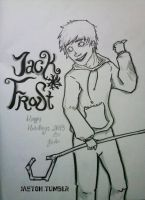 Jack Frost (HappyHolidays!) by JaeToh