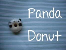 ~ Panda Donut ~ by CocoCharms