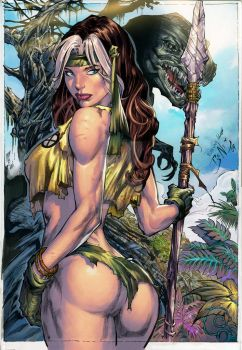 Savage Rogue by arf