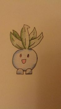 Now That's Oddish! by TheStoryKate