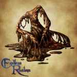 Endless Realms bestiary - Mud Shifter by jocarra