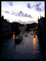 Venitian Twighlight by thedustyphoenix