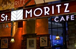 St. Moritz Cafe by yongle