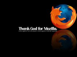 Thank God for Mozilla by alvito