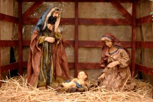 manger scene by thevictor2225