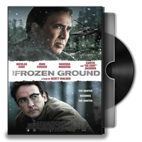 The Frozen Ground Folder Icon by enfieldkay
