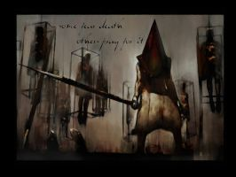 Pyramid Head by Sambina