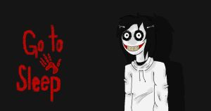 GO TO SLEEP-JEFF THE KILLER by konecreepy