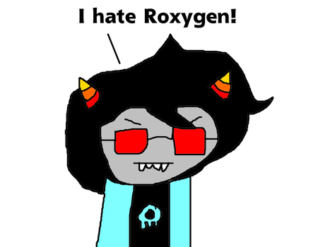 Syland Rophol Hates Roxygen by MikeEddyAdmirer89