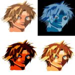 Tidus Pop Art by Yunakani