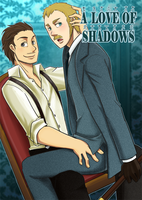 Sherlock_ Doujinshi_a love of shadows by aulauly7