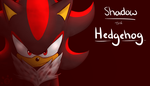 Shadow The Hedgehog - SPEEDPAINT by Z-A-D-Y