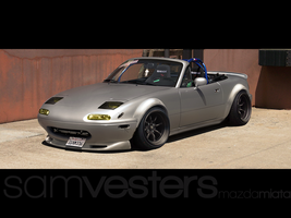 Mazda mx5 v1.2 by Ophideus