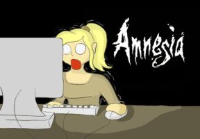 Amnesia the dark descent by May-Lene
