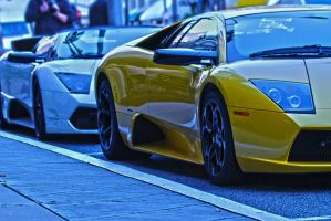 Lambos by WesHPhotography