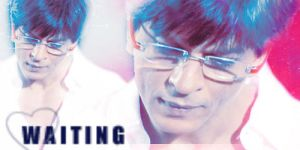 shahrukh is waiting by miralkhan