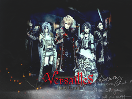 Versailles Holy Grail by xCaro-chan