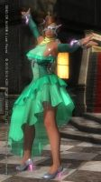 DEAD OR ALIVE 5 Last Round Lisa33 by aponyan