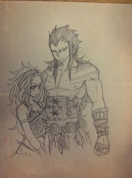 Gajevy - Game Of Thrones ( Sketch ) by blanania