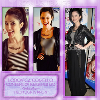 Lodovica Comello Pack JPEG by SoffMalik