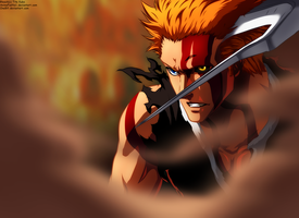 Bleach 675_ Blood for My Bone by AnimeFanNo1