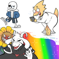 Undertale by BBH