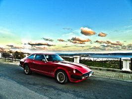 1979 Datsun 280ZX front view by ryn004