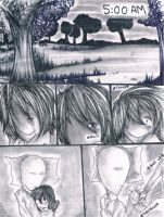 Lost in the forest slenderman's kingdom part 31 by floriyon