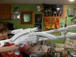 Mantis Pre-Paint by NerdCarny