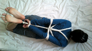 Hogtied #2 (video) by elklulu