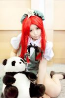 Hong Meiling 1 by Shino-Arika