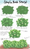 Bush tutorial by catnappe143
