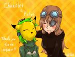 Charoilet and Palvo by ill825
