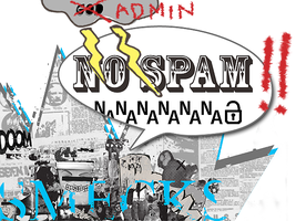 Art Worm Start: NO SPAM by Sx2