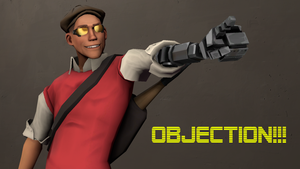 Augmented OBJECTION!!! by spay1100